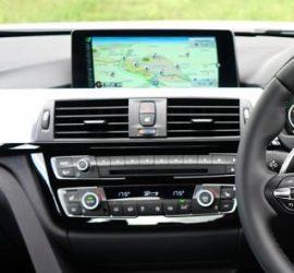 iDrive Navigation