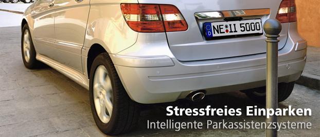 Intelligente Parksysteme von Ampire